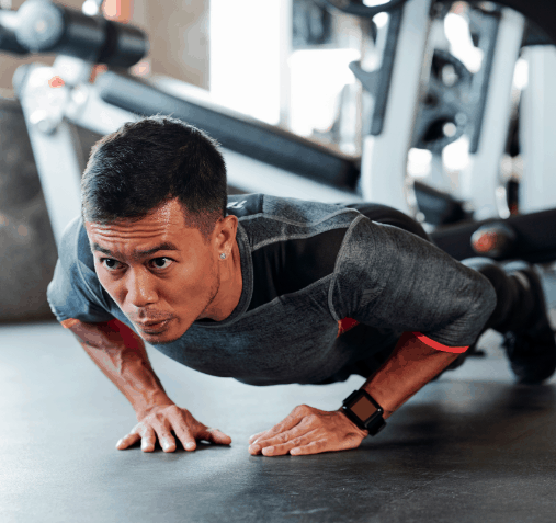10 Different Ways To Do A Push Up
