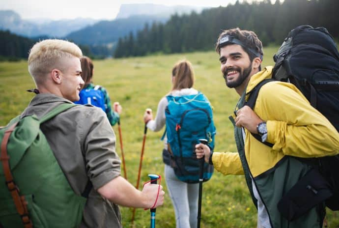 Great Reasons To Go Hiking With Your Pals