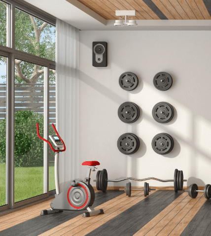 How To Build A Home Gym On Budget?