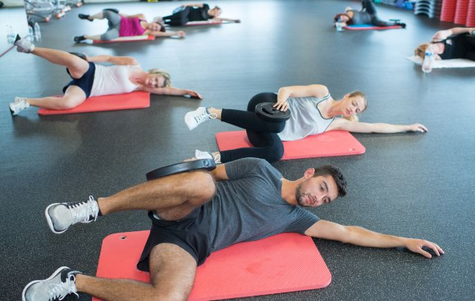 Improving Physical Fitness With Diet & Exercises